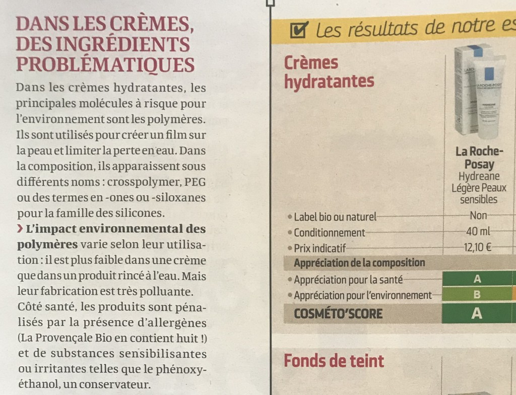 Extrait de la Page 12 sur les polymères
